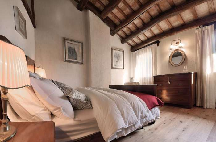 Bed & Breakfast a Castelcucco - Via Rive 24